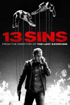 poster for 13 Sins