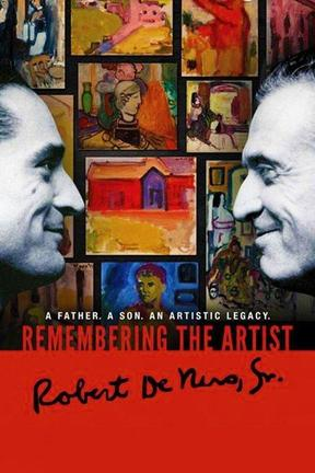 poster for Remembering the Artist: Robert De Niro, Sr.