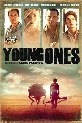poster for Young Ones