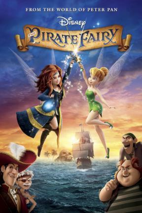 poster for The Pirate Fairy