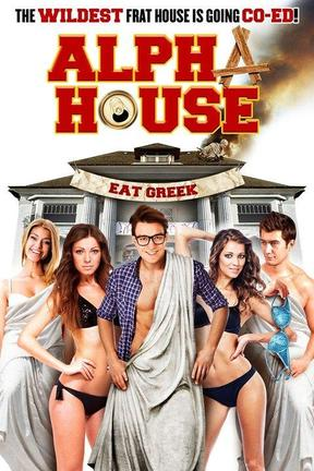 poster for Alpha House