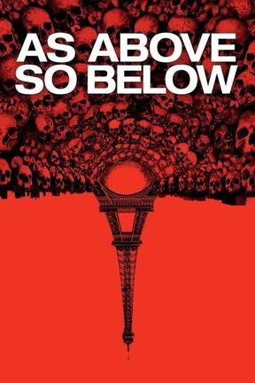 poster for As Above, So Below