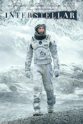 poster for Interstellar