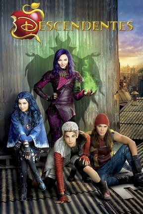 poster for Descendants