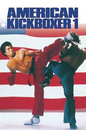 poster for American Kickboxer 1