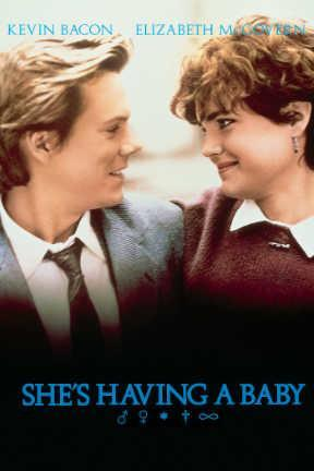 poster for She's Having a Baby