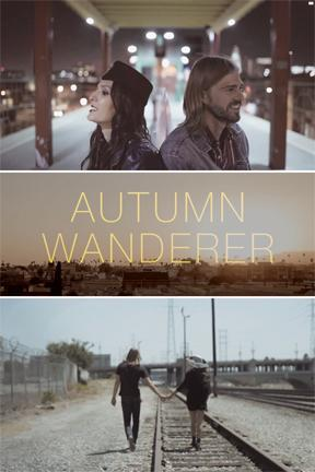 poster for Autumn Wanderer