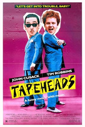 poster for Tapeheads