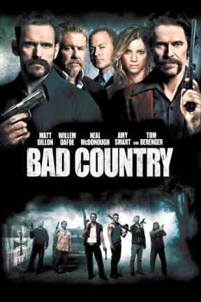 poster for Bad Country