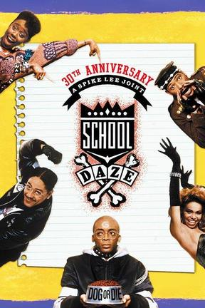 poster for School Daze