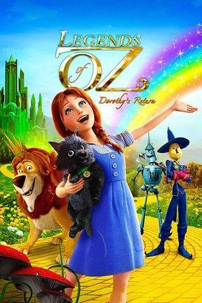 poster for Legends of Oz: Dorothy's Return