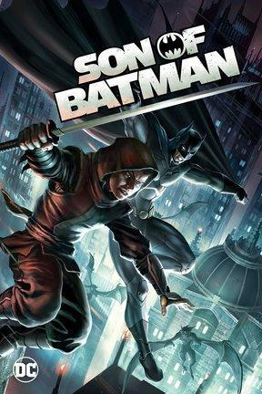 poster for Son of Batman
