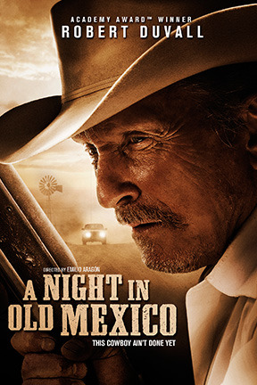 poster for A Night in Old Mexico