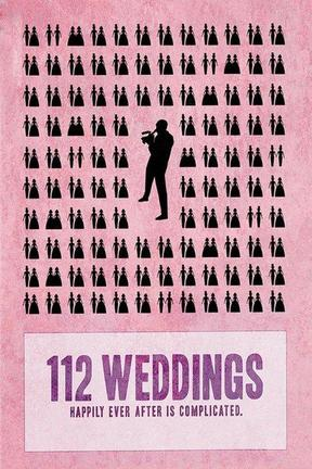 poster for 112 Weddings