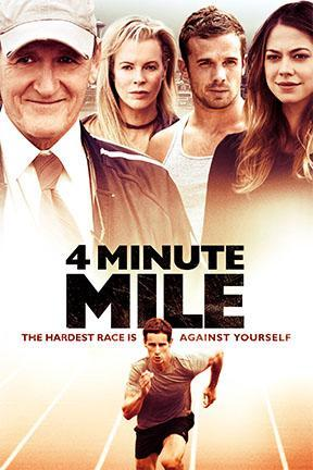 poster for 4 Minute Mile