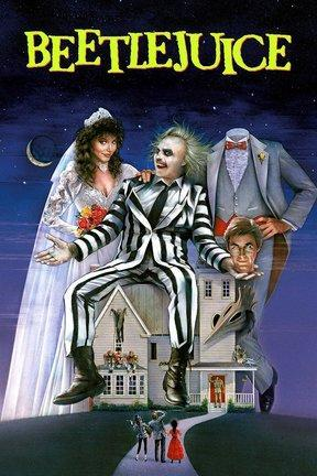 poster for Beetlejuice