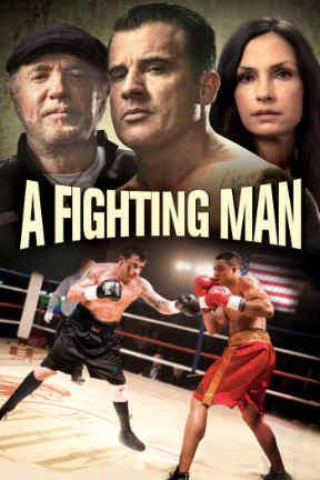 poster for A Fighting Man