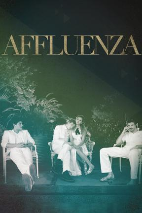 poster for Affluenza