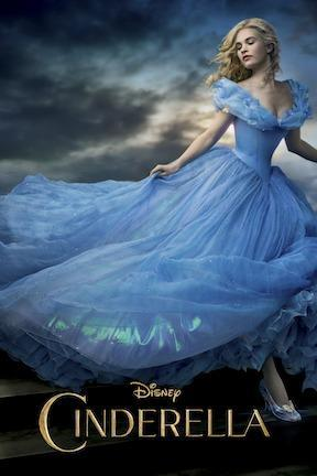 poster for Cinderella