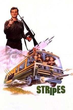 poster for Stripes
