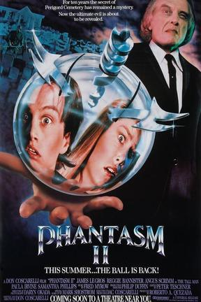 poster for Phantasm II