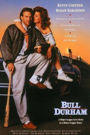 poster for Bull Durham
