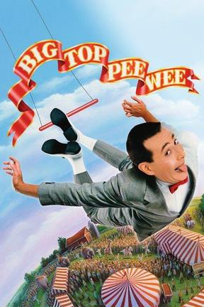 poster for Big Top Pee-wee