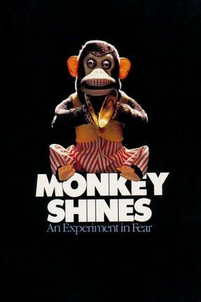 poster for Monkey Shines