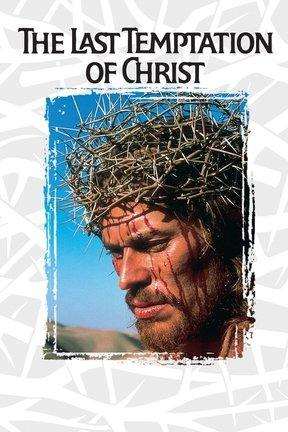 poster for The Last Temptation of Christ
