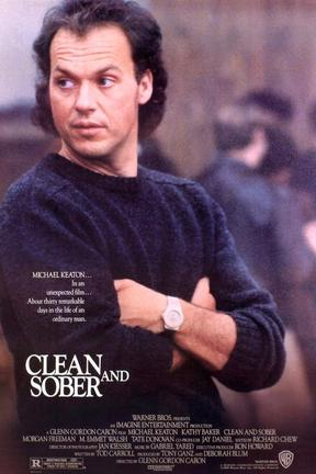 poster for Clean and Sober
