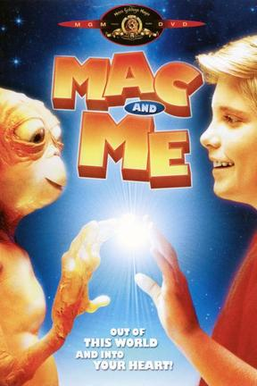 poster for Mac and Me