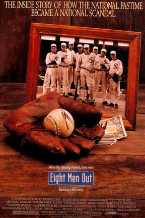 poster for Eight Men Out