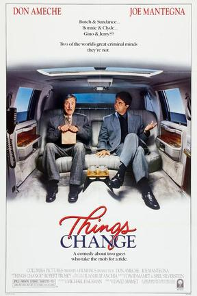 poster for Things Change
