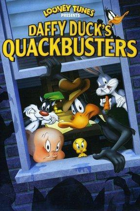 poster for Daffy Duck's Quackbusters