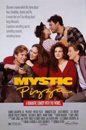 poster for Mystic Pizza