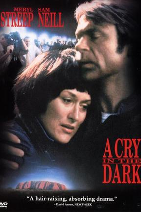 poster for A Cry in the Dark