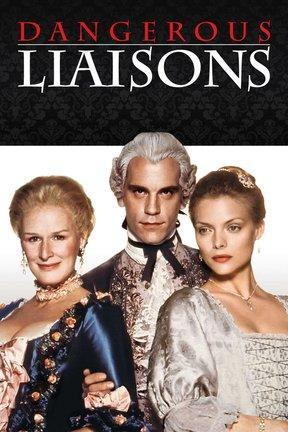 poster for Dangerous Liaisons