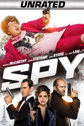 poster for Spy: Unrated