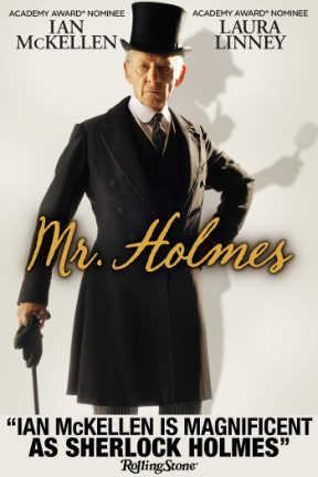 poster for Mr. Holmes