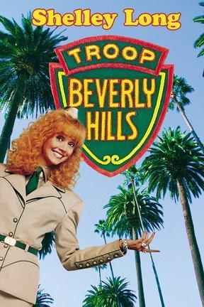 poster for Troop Beverly Hills