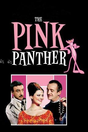 poster for The Pink Panther