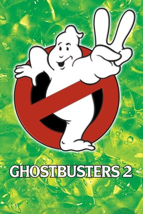 poster for Ghostbusters II