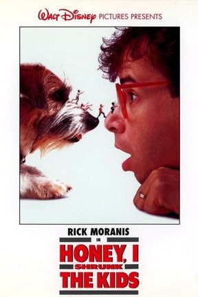 poster for Honey, I Shrunk the Kids