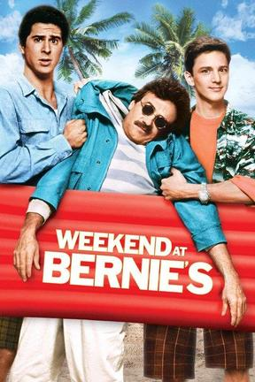 poster for Weekend at Bernie's
