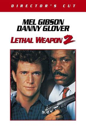poster for Lethal Weapon 2
