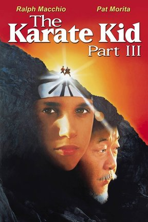 poster for The Karate Kid Part III