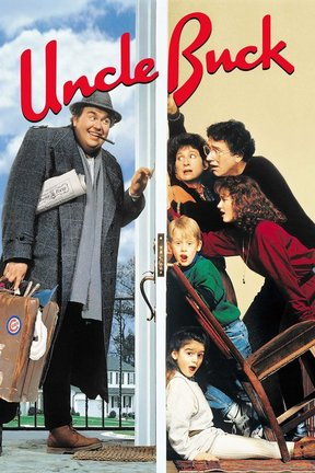 poster for Uncle Buck
