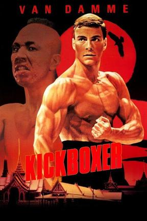 poster for Kickboxer