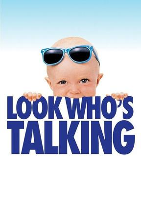 poster for Look Who's Talking
