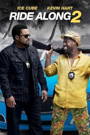 poster for Ride Along 2